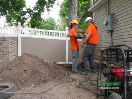 """Nothing But the Burst"" - Utah Pipe Bursting - April 2012 Cleaner Video Profile"