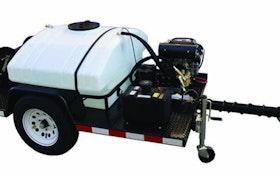 Truck/Trailer Jetters - Cam Spray EJT Series Jetter