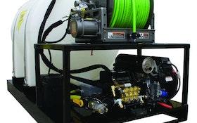 Portable Truck/Trailer Jetters - Cam Spray Model TM2712H