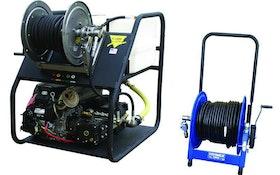 Portable Jetters/Pressure Washers - Cam Spray RCJ Series