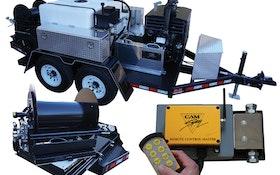 Truck/Trailer Jetters - Cam Spray TT4025