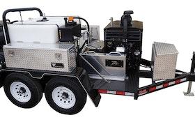 Truck/Trailer/Portable Jetters - Cam Spray TT4025HZ-350