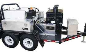Truck/Trailer Jetters - Cam Spray TT4025HZ-350