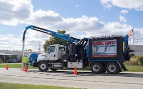 Super Products Introduces Sewer Cleaner Wastewater Recycling System
