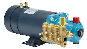 Vacuum Trucks/Pumps/Accessories - Cat Pumps 4DX Series