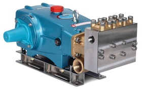 Grease Trap Maintenance - Cat Pumps Model 3560