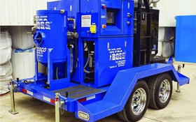 Hydroexcavation - Adjustable-pressure waterblaster
