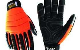 Safety Equipment - Impact-resistant gloves