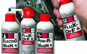Chemtronics cleaning solvents