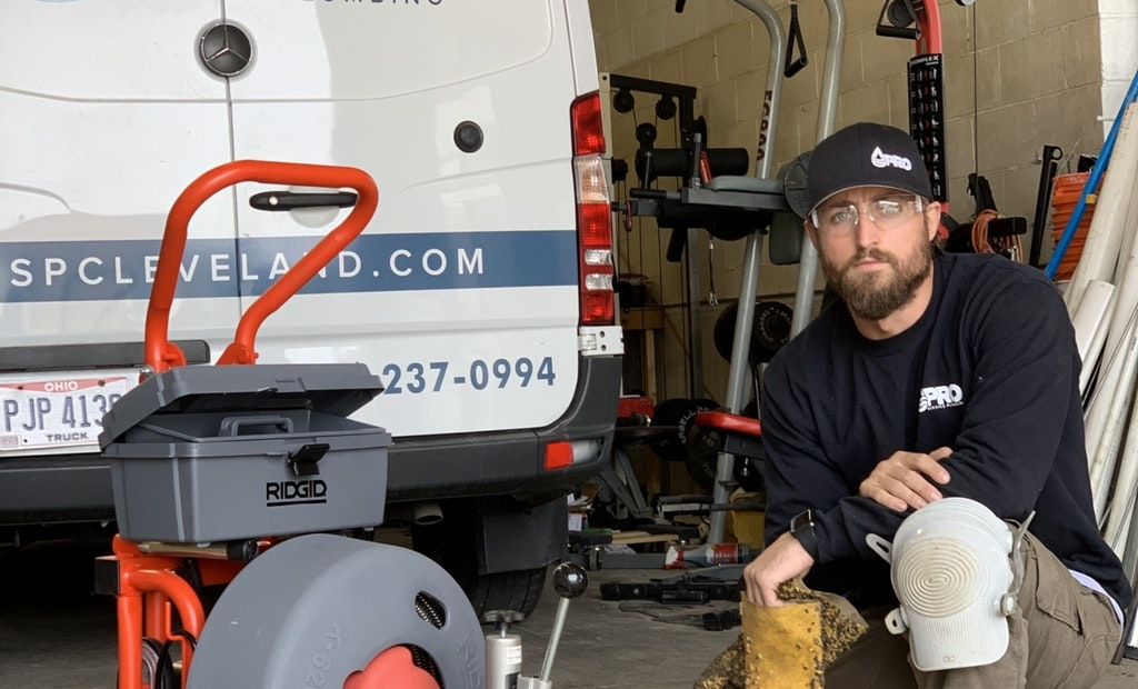 Drum Machine Key to Plumber's Growth