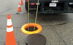 Perma-Liner Industries Manhole Edge Protector
