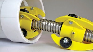 Inspection Cameras/Accessories - CPI Products TrapMaster roller skid