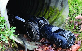Push TV Camera Systems - Deep Trekker DT340 Pipe Crawler