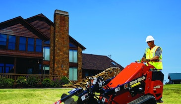 Ditch Witch introduces new compact tool carriers