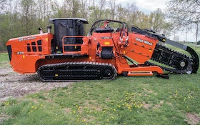 Ditch Witch HT275 heavy-duty trencher