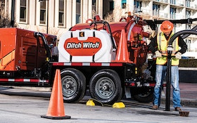 Hydroexcavation Equipment - Ditch Witch HX30