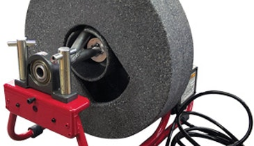 Drain Cleaning Machine  Offers Quick Reel Change