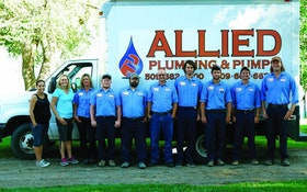 Plumbing and Cleaning Contractor Follows Signs of Success