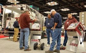 2014 Pumper & Cleaner Expo Preparation in Full Swing