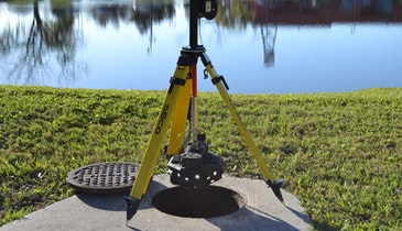 Revolutionary Portable Manhole Scanning Technology