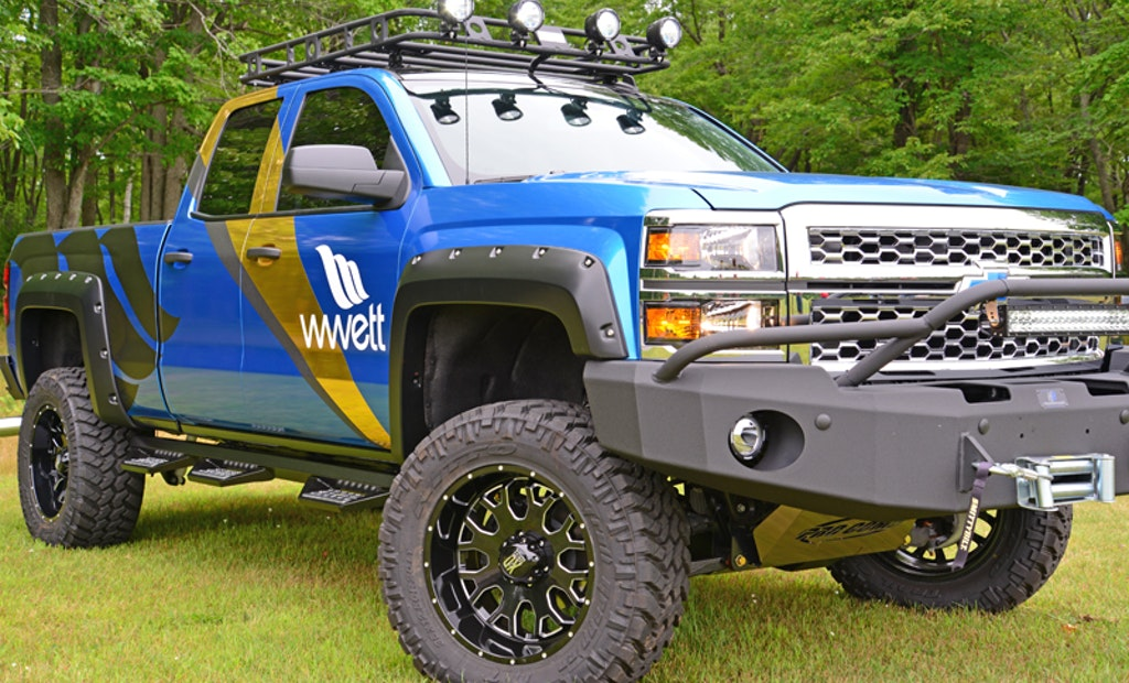 Win the Toughest Truck in Drain Cleaning!