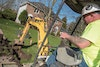 Safe Excavation for Pipe Spot Repair