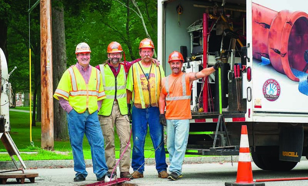 Family Business Follows Trenchless Trends