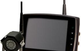 Wireless Reversing Cameras Minimize Installation Complexity