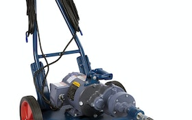 Cable Drain Cleaning Machines - Electric Eel Model C