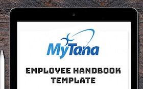 Developing an Employee Handbook
