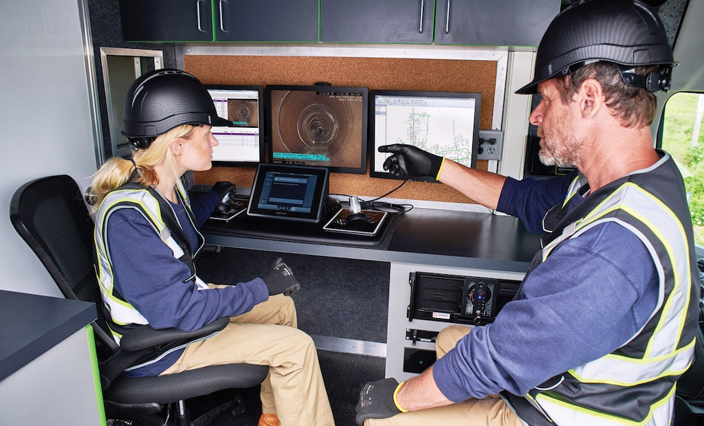Innovative Systems and Extensive Customer Support Help Make Inspection Contractors More Efficient