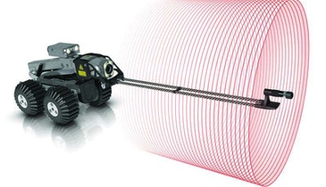 Laser Profiling for Pipe Inspection