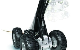 Inspection Vehicles - Crawler body