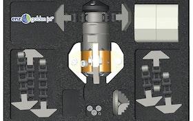Cutting Nozzles - Enz USA Golden Jet 10.060A/B/CTR turbine nozzle