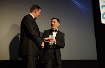 Pipe Restoration System Takes Home 2 Innovation Awards in Europe