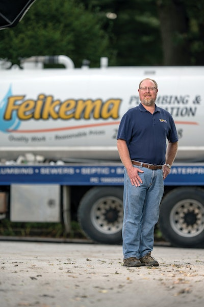 Third-Generation Plumber Relies on Drain Cleaning