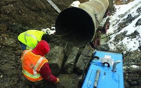 Culvert Replacement Keeps Railroad Running