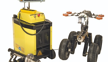 Modular Crawler System Delivers Fast Intuitive Inspection