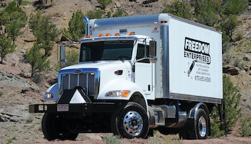 Freedom Enterprises to roll out new truck jetter system at 2013 Pumper & Cleaner Expo