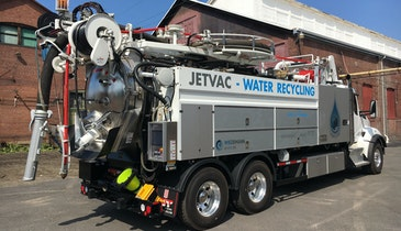 GapVax, Wiedemann Enviro Tec Announce New Water Recycling Jet/Vac Unit