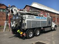 GapVax, Wiedemann Enviro Tec Announce New Water Recycling Jet/Vac Unit