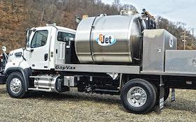 Truck/Trailer Jetters - GapVax GJet