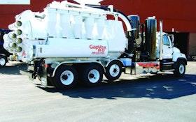 Hydroexcavation - GapVax HV-55