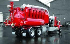 Industrial Vacuum Trucks - GapVax HV56