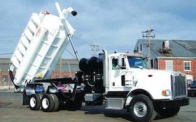 Vacuum Trucks/Pumps/Accessories - GapVax HV57 High-Dump