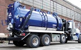 Industrial Vacuum Trucks - GapVax XVT