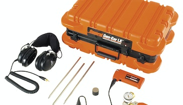 Gen-Ear Water Leak Detection System a Sound Investment
