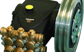 General Pump high-torque clutch assembly