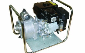 Water Pumps - Gasoline Contractor Pump