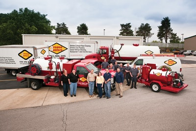 Combination Sewer Cleaner Purchase Keeps Pumping Business Thriving